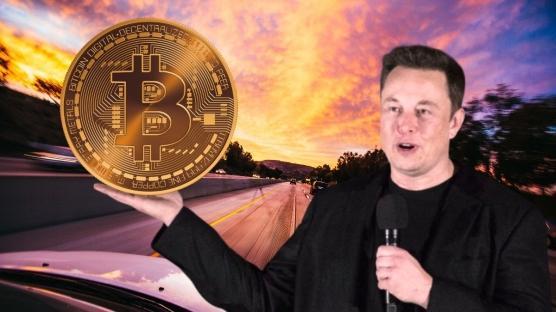 Kripto paralarda Elon Musk esintisi