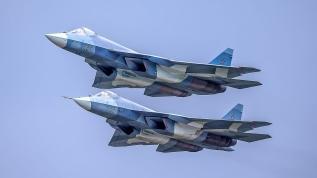 Test pilotu Su-57'yi karşılaştırdı: Tuşlu ve akıllı telefonu karşılaştırmak gibi