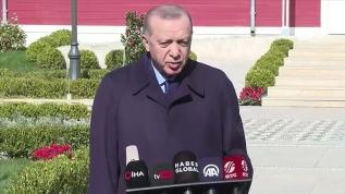 Başkan Erdoğan'dan flaş Ermenistan açıklaması: Karşıyız