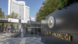 İran'ın Ankara Büyükelçisi Ferazmend, Dışişleri Bakanlığına çağrıldı