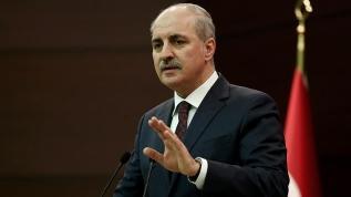 AK Parti Genel Başkanvekili Kurtulmuş'tan flaş açıklamalar