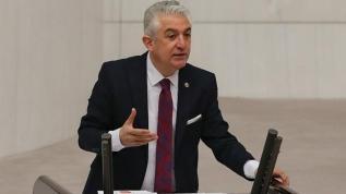 CHP'li Sancar parti üyeliğinden istifa etti