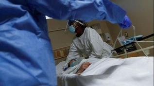 ABD'de son 24 saatte 1568 kişi daha koronavirüsten öldü