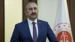 Adalet Bakanı Gül'den Başkan Erdoğan'a teşekkür