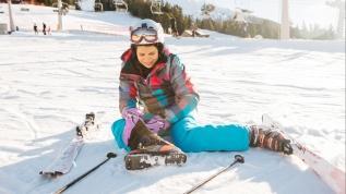 Isınmadan yapılan kayak kabusa dönüşebilir