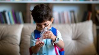Çocuklarda etanol zehirlenmesine dikkat
