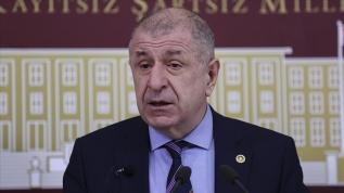 İstanbul Milletvekili Ümit Özdağ İYİ Parti'den istifa etti