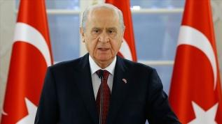 MHP Genel Başkanı Bahçeli: Kahramanlarımıza rahmet diliyorum