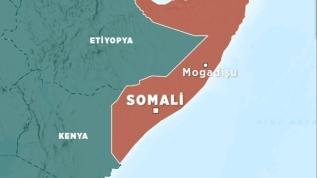 Somali'nin başkenti Mogadişu'da büyük patlama!
