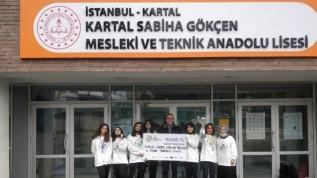 İHKİB İnovatif Fikir Maratonu Yarışması'na kız öğrenciler damga vurdu
