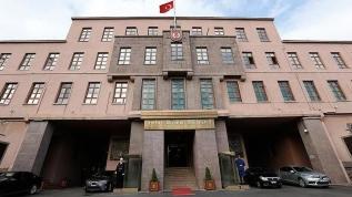 MSB: Tel Rıfat'ta 7 PKK/YPG'li terörist etkisiz hale getirildi