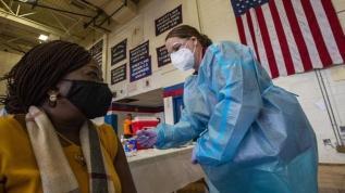 ABD'de salgından ölenlerin sayısı 525 bini geçti