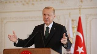 """Başkan Erdoğan: """"Büyümede Çin'den sonra ikinci sıradayız"""""""