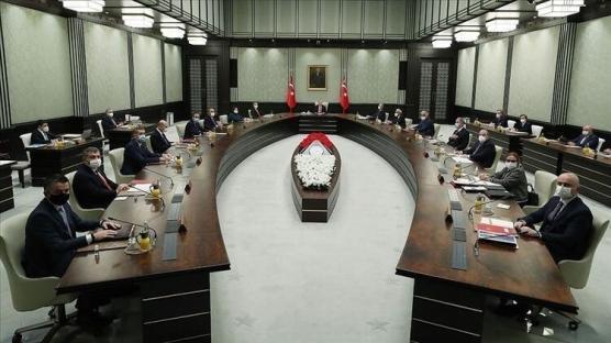 Kabine toplantısının gündemi belli oldu!