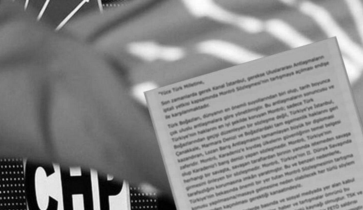 Bildiriyi imzalayan emekli amirallerden 4'ü CHP üyesi çıktı