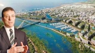 İmamoğlu'ndan Kanal İstanbul tehdidi