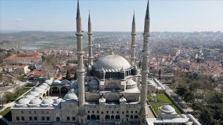 Selimiye Camii Ramazan-ı Şerif'i bekliyor