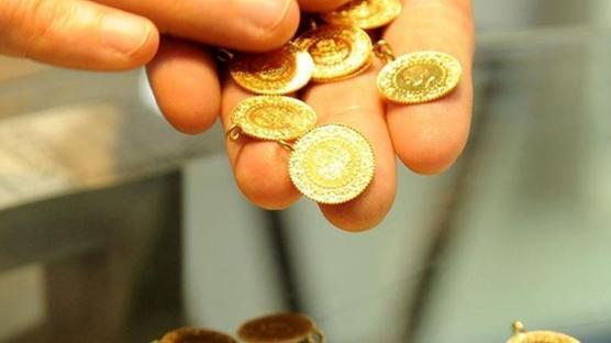 Çeyrek altın 736 TL'ye geriledi