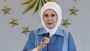 Emine Erdoğan'dan Umman Sultanı Heysem Bin Tarık'ın eşine mektup