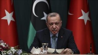 'Libya'ya verdiğimiz destek yeni katliamların önüne geçmiştir'