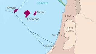 "Lübnan ile İsrail arasında ""Akdeniz"" anlaşması"