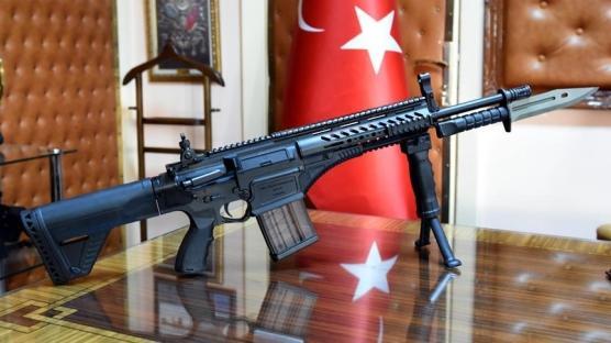42 NATO testini geçen yerli silahımıza bir özellik daha!