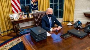 Biden, Trump'ın koyduğu yıllık 15 bin mülteci kabulü sınırını kaldırmayacak