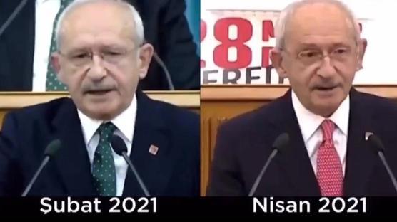Kılıçdaroğlu yine söylediğini unuttu! Çark etti...