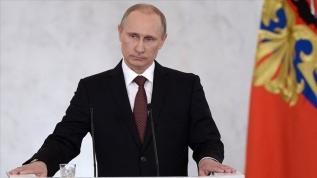 Putin, ABD'nin yaptırımlarına karşı önlemleri görüştü