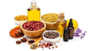 Kansere aromaterapi kalkanı