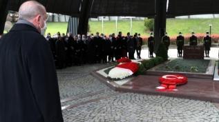 Özal'ın ölümünün 28. yılı... Başkan Erdoğan İnfitar suresini okudu