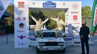 Bodrum Rally'de final