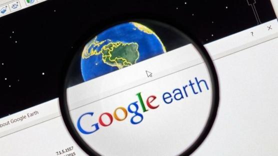 Google Earth değişimi gösterecek