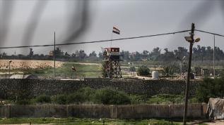Mısır ordusu, geçen ay boyunca Gazze Şeridi sınırındaki 5 tüneli yıktı