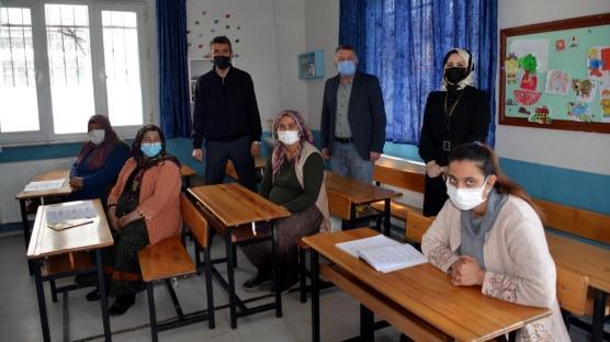 Pandemide sınıfları onlar doldurdu