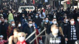 Türkiye'de son 24 saatte 55 bin 802 yeni vaka tespit edildi