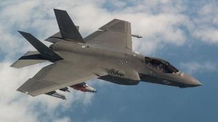 Biden, BAE'ye F-35 ve MQ-9B satış onayını işleme koyuyor