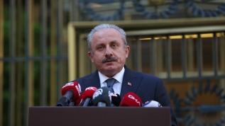 Şentop: Mısır ve Libya ile dostluk grubunun kurulması önemli