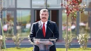 Bakan Koca, sağlık sistemimizin Arnavutluk'a aktarılması görevi üstlenecektir