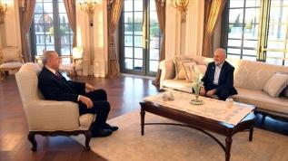 Başkan Erdoğan, Asiltürk'ü kabul etti