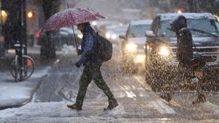 Meteoroloji saat verdi: Sağanak ve fırtına geliyor