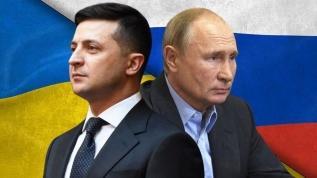 Zelenskiy'den Putin'e Donbas için görüşme teklifi