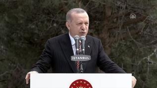 Türkiye'nin en uzun bayrak direğinde dev Türk bayrağı göndere çekildi!
