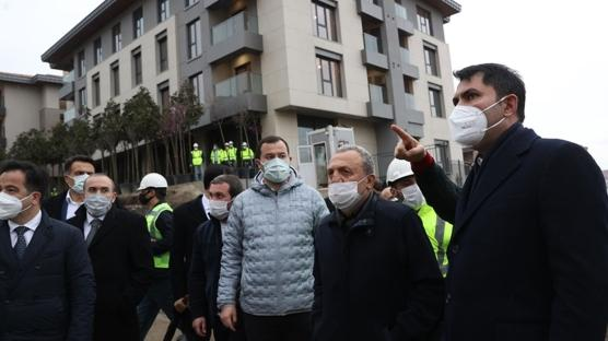 'Kirazlıtepe Mahallesi'nde çok önemli bir kentsel dönüşüm sürecini başlattık'