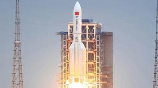 Çin'in roketi Dünya'yı tehdit ediyor