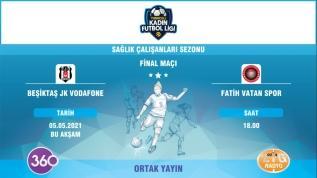 Turkcell Kadın Futbol Ligi'nde birbirinden güçlü rakipler karşı karşıya geliyor