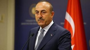 Bakan Çavuşoğlu: Pozitif bir atmosferde görüşmeler yapıldı