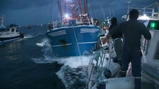 Balıkçı kavgası her an savaşa dönebilir