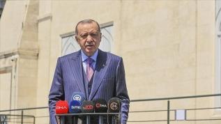 Başkan Erdoğan'dan flaş yerli aşı açıklaması