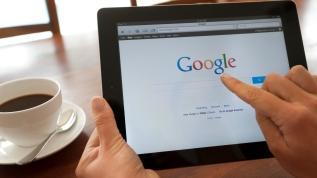 Google'dan tablete özel